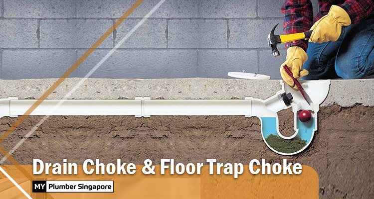 drain choke and floor trap choke