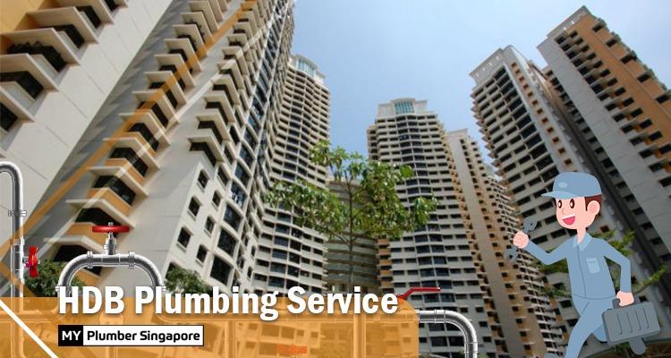 hdb plumbing service