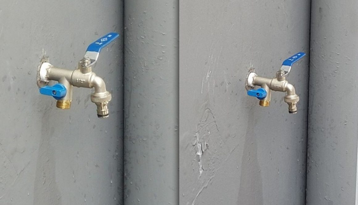 Install 2 Way Tap In Toh Guan Road