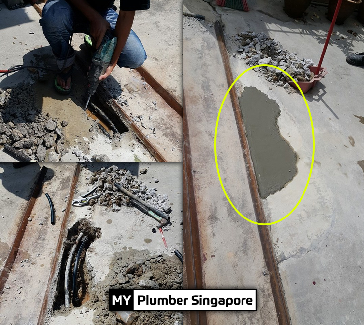 cheap plumber service singapore
