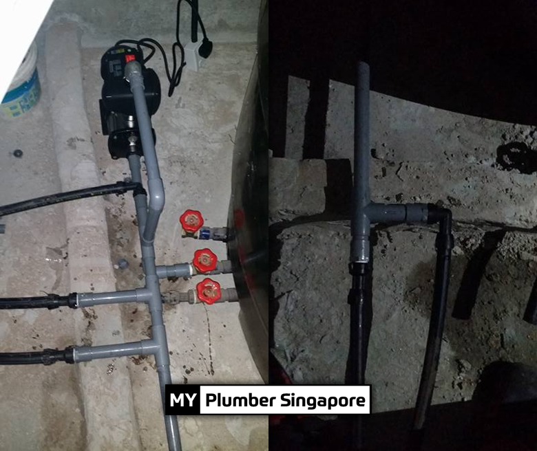 plumber service singapore