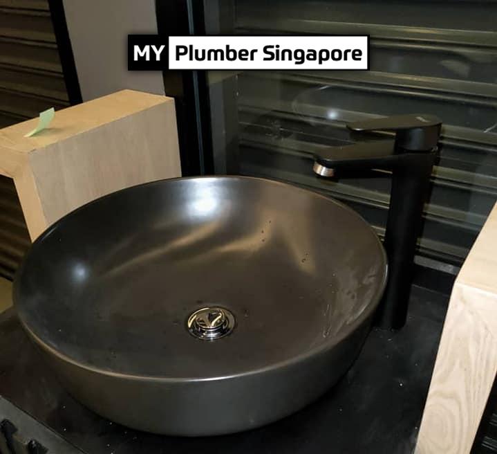 plumber singapore bedok
