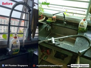 plumber in singapore
