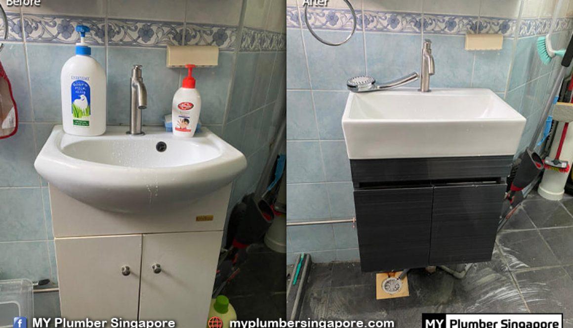 plumber yishun