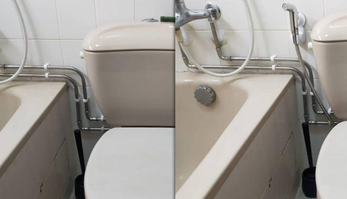 plumbing toilet