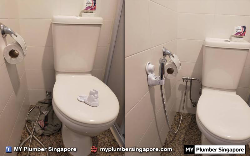 plumber ang mo kio