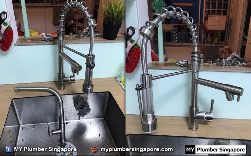 plumber bishan