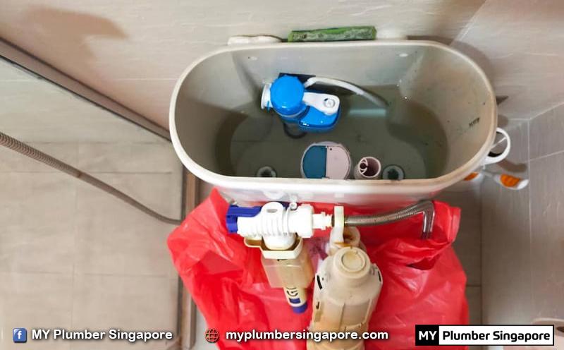 good plumber singapore